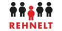 Logo Rehnelt Zeitarbeit GmbH