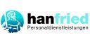 Logo hanfried Personaldienstleistungen GmbH